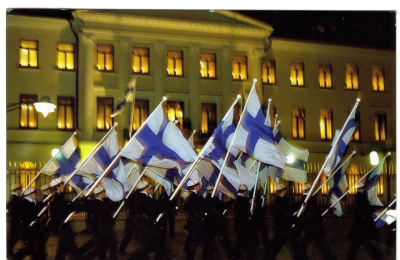 Finnish Independence Day - Finland became independent from Russia on Dec 6, 1917. Each family ...