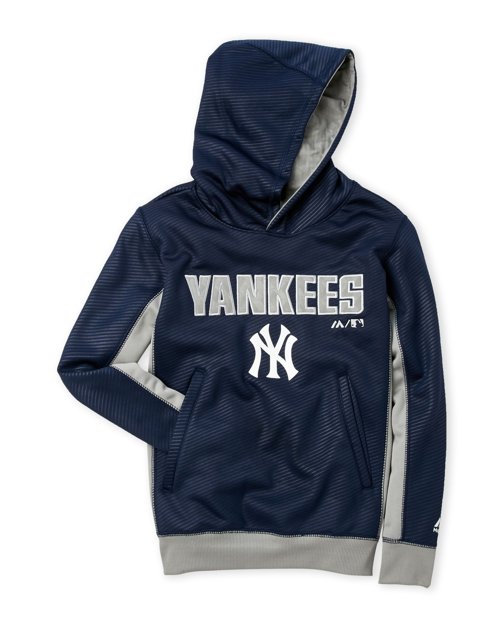 wholesale dealer 8e291 2be42 Majestic (Boys 8-20) New York Yankees Hoodie | *Apparel ...