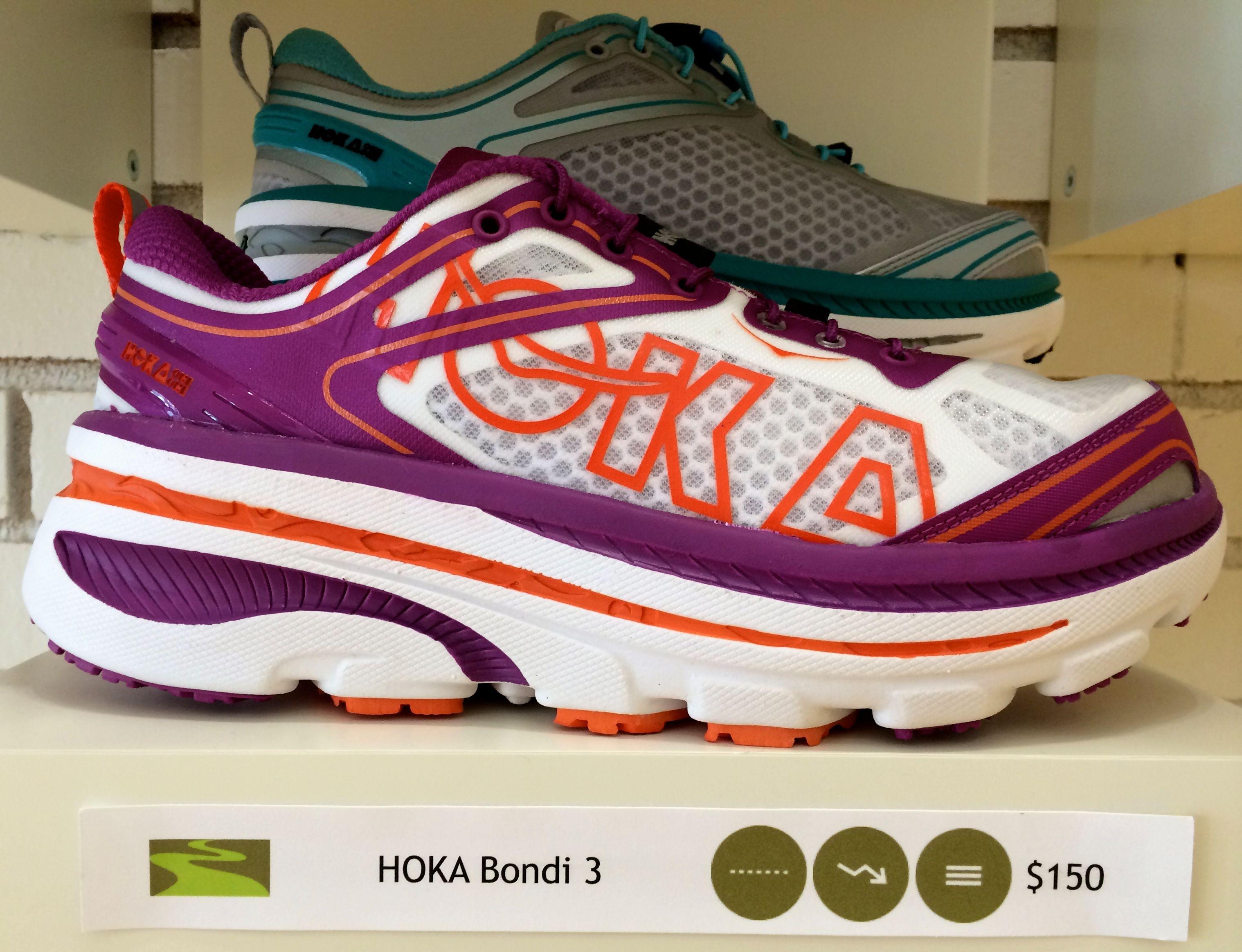 Hoka Bondi 3 (Women's) | Running shoes