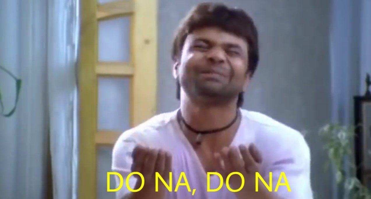 Rajpal Yadav Memes In 2020 Funny Dialogues Funny Love Jokes Meme Template