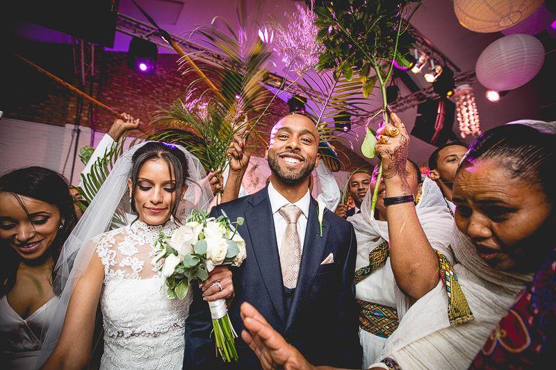 Eritrean Wedding In London