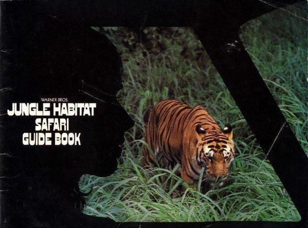 Jungle Habitat. This Brings Back So Many Memories