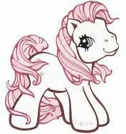 My little pony | Картины, Пони, Животные