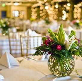 Go Green With Eco Friendly Wedding Decorations