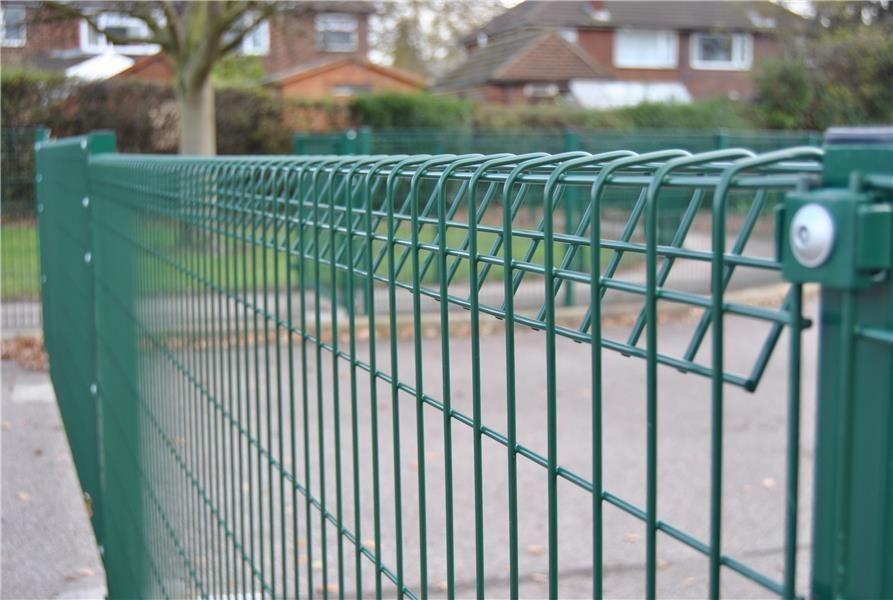 Brc fence | Beautiful fence | Pinterest