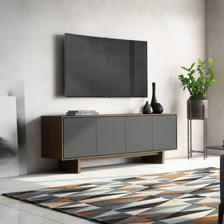 Bdi Tv Stands Entertainment Centers And Media Cabinets Set A