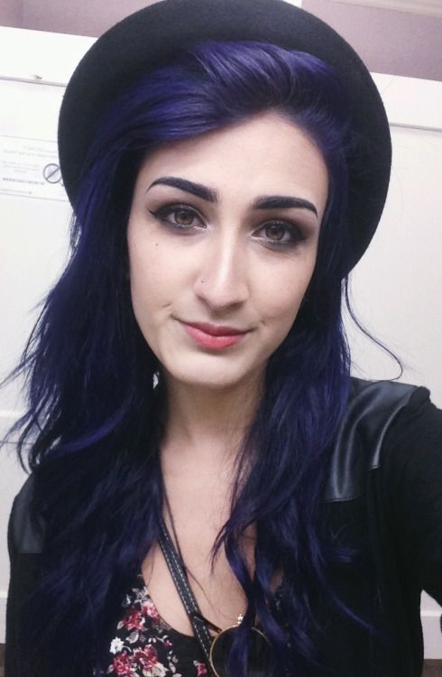 Punky Color Midnight Blue Google Search Beauty Hair Makeup