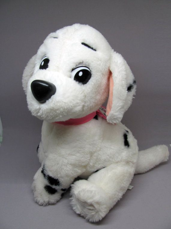 1991 8 Quot Disney 101 Dalmatians Penny Plush Stuffed Animal Girl Puppy Dog Stuffed Animal Plush Dog Stuffed Animal Plush Stuffed Animals Pet Dogs Puppies