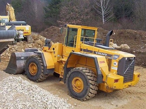 equipment volvo bm l180chl wheel loader service pdf repair manual rh pinterest com Volvo Loaders 120C Mini Loader