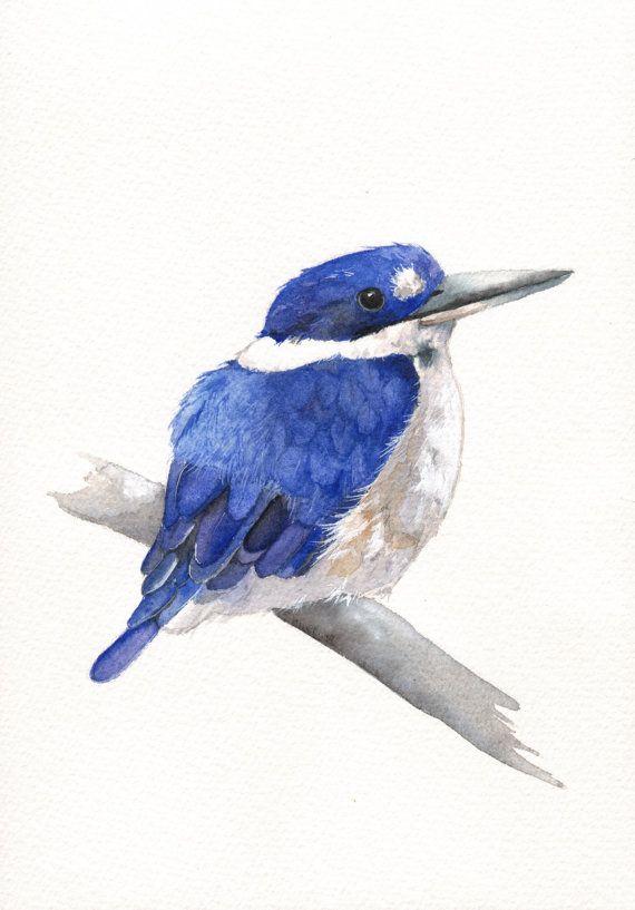 Original Watercolor Painting by Louise DeMasi