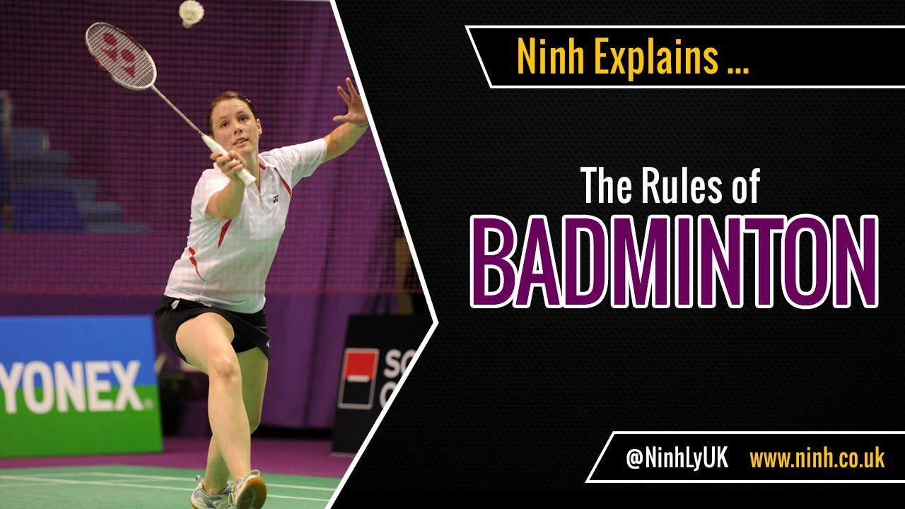 The Rules of Badminton EXPLAINED! (With images