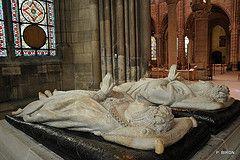 Basilique St-Denis - Mausolée de Henri II et Catherine de Médicis par Philippe_28 (maintenant sur ipernity)