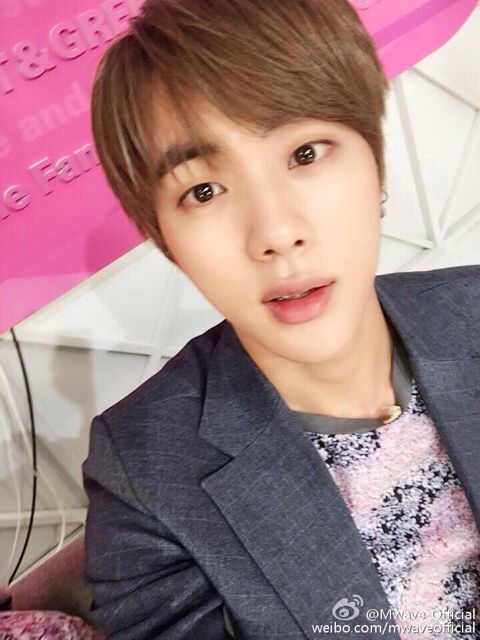 Jin- Mwave Meet & Greet