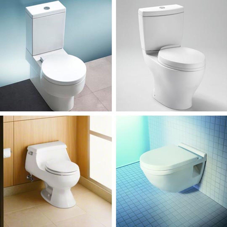 Best Small Toilets: Toto, Kohler, Duravit & 3 More | Small toilet ...