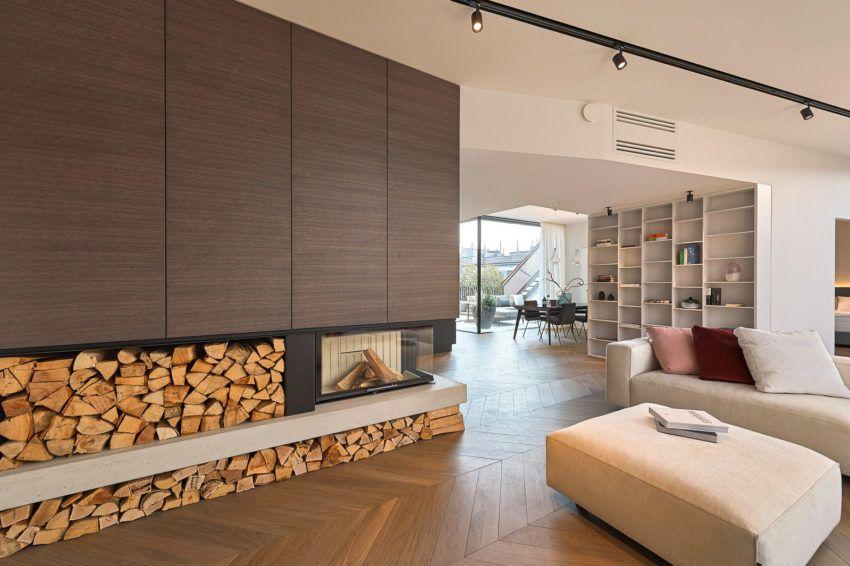 Stunning Modern Penthouse In Vienna