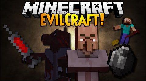 Evilcraft Mod 1 9 1 8 9 1 7 10 Evilcraft Mod As Its Name This
