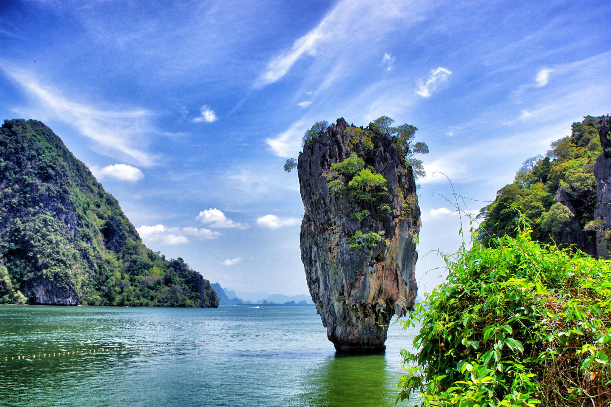 James Bond Island Thailand Von Sastha K L God S Creations