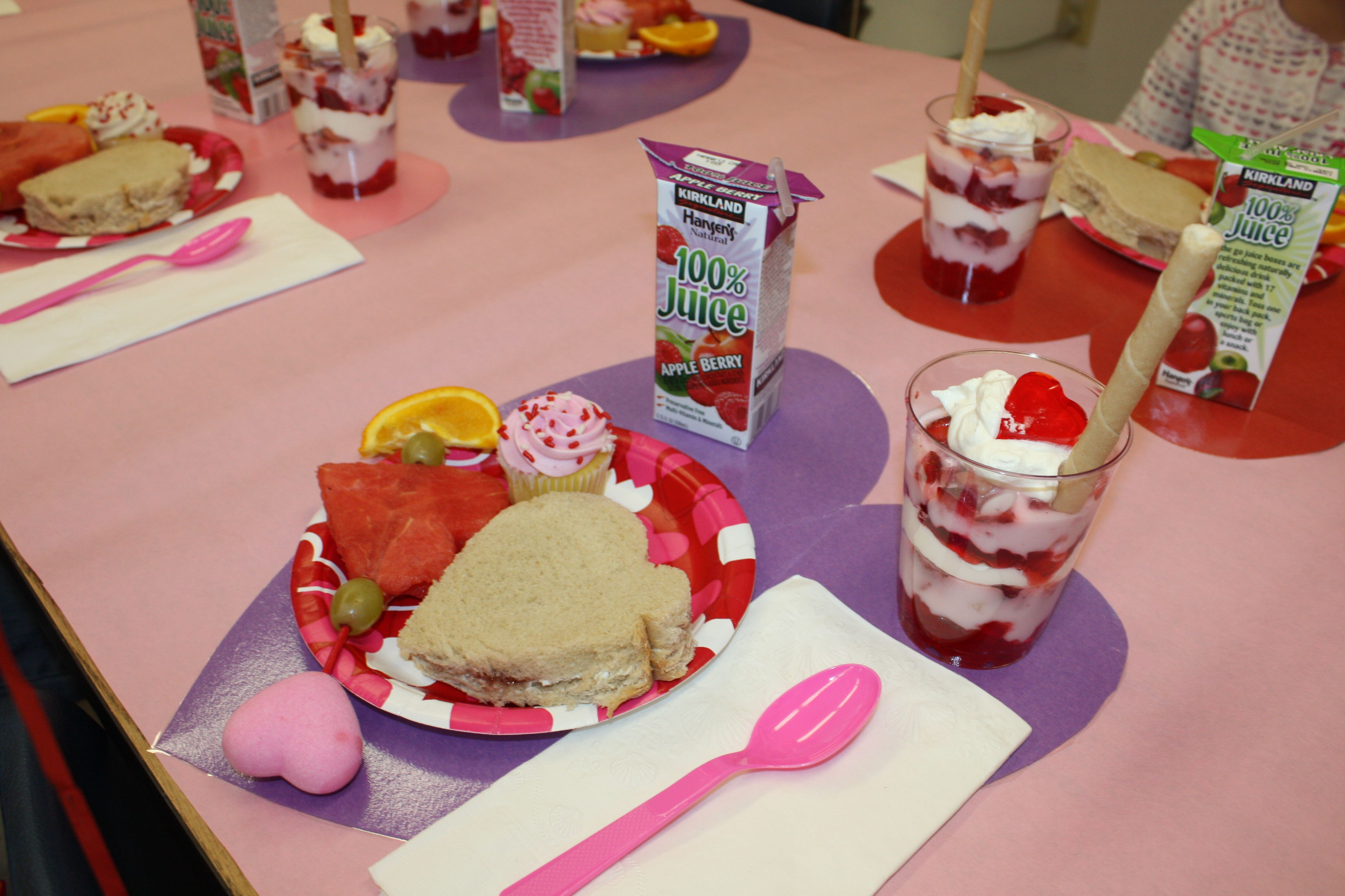 Valentine S Food Ideas For Preschool Party Valentines Party Valentines For Kids Kids Valentine Party