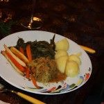 Cheesys leckeres Weihnachtsmahl