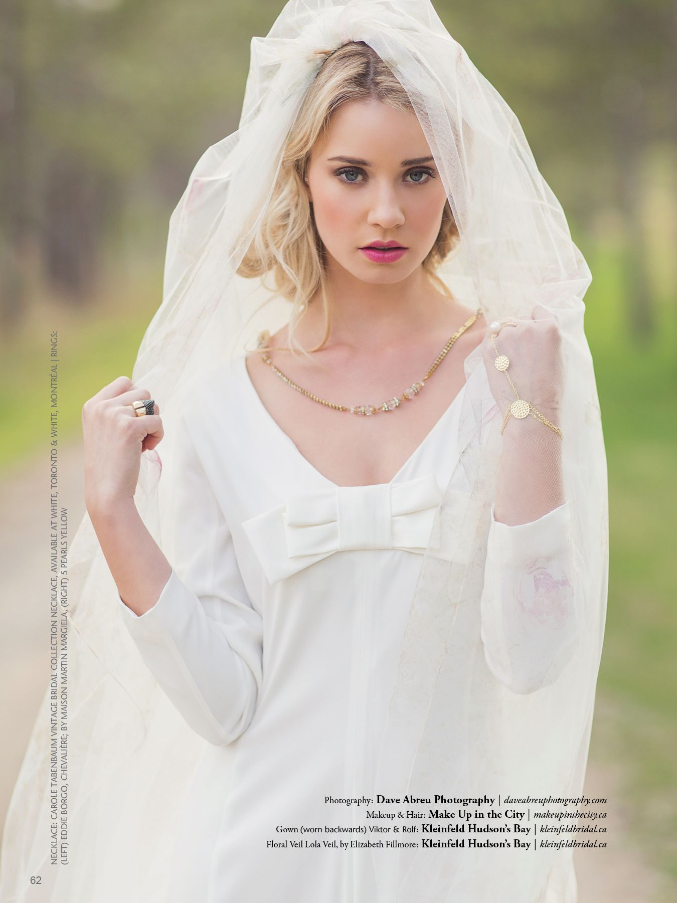 Pictures featured in Elegant Wedding Magazine. | Wedding Hair ...