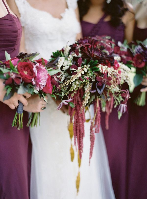 Favorite Color Palettes For Winter Weddings Winter Wedding