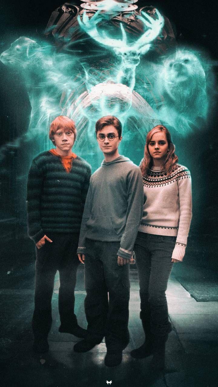 Harry Potter  wallpaper by MateoLarrosa10 - 5f - Free on ZEDGE™