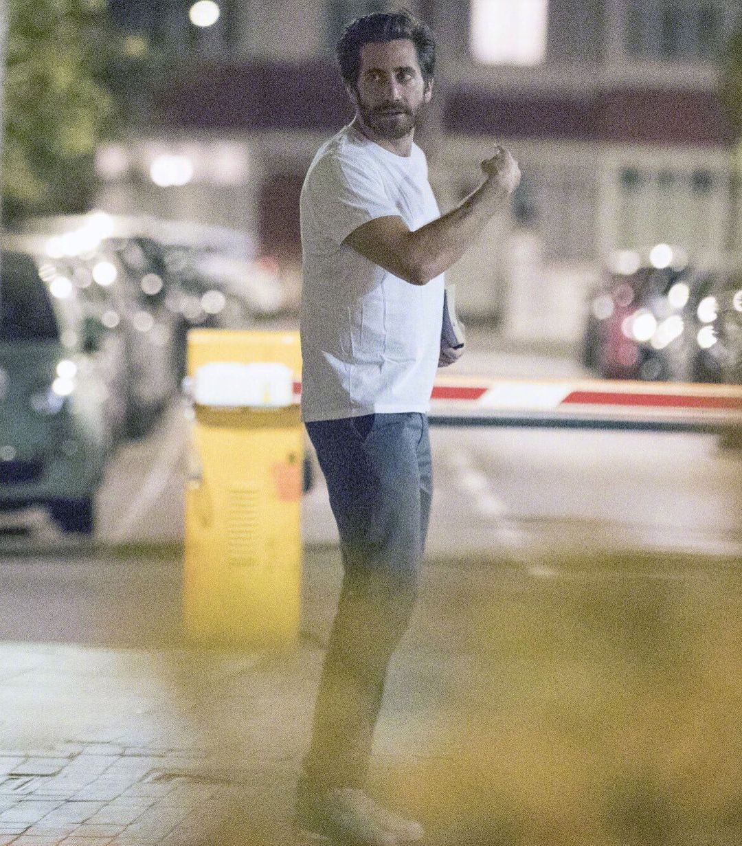 Gyllenhaal freundin jake Jake Gyllenhaal