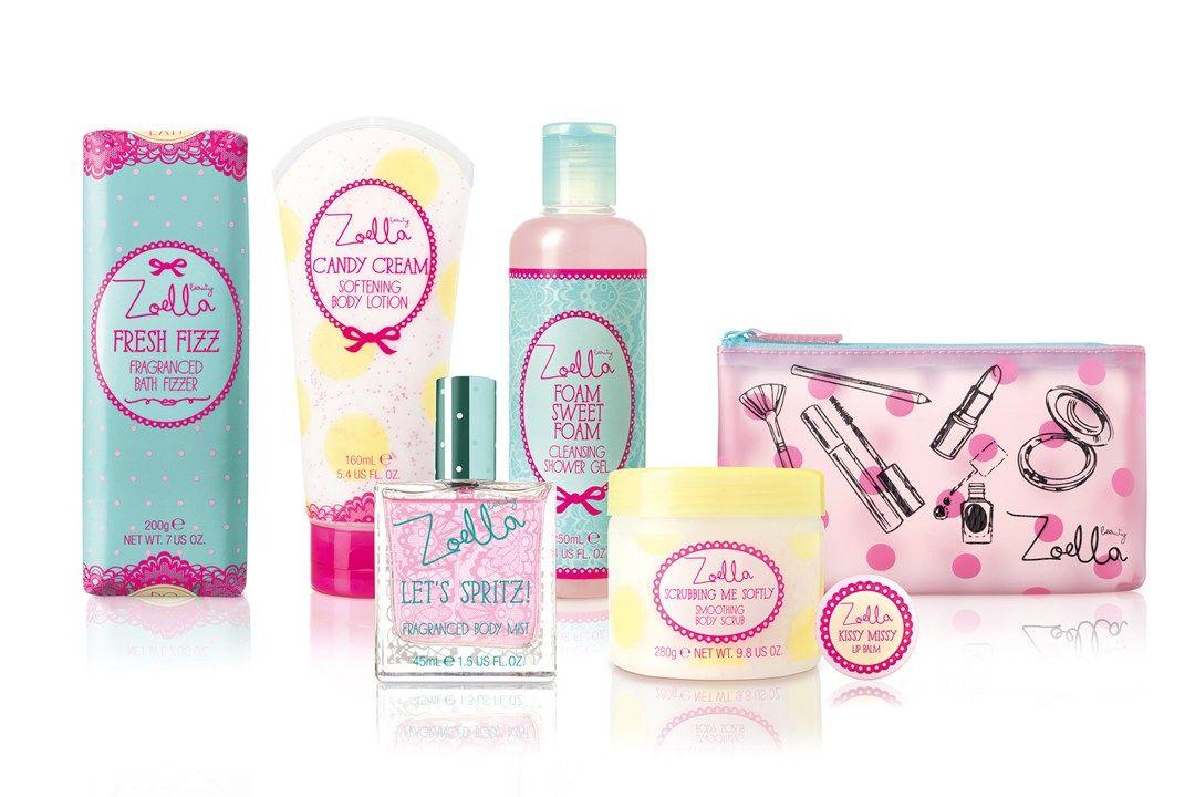 Zoella S New Beauty Range Breaks Sales Records Zoella Beauty