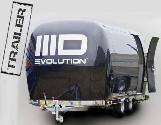 4D Dynamics movable 3D scanner
