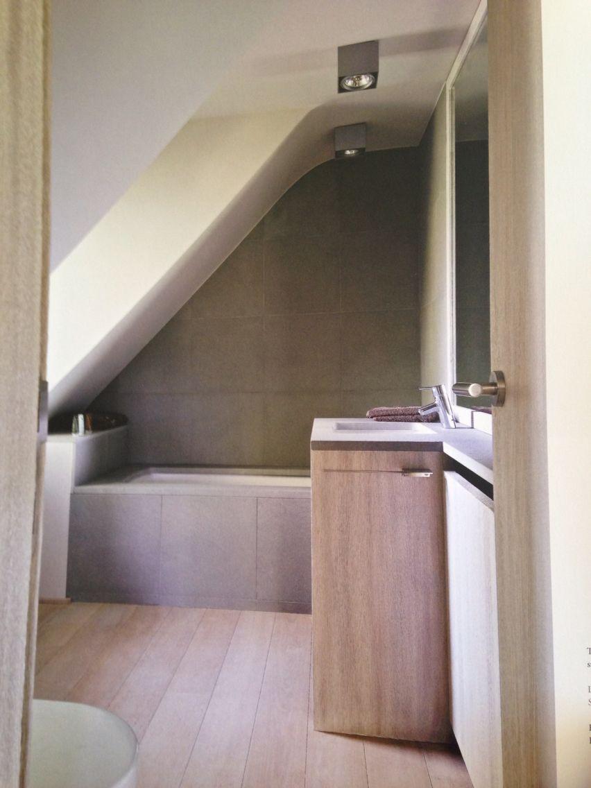 Baignoire Sous Les Combles baignoire sous comble | travaux salle de bain, salle de