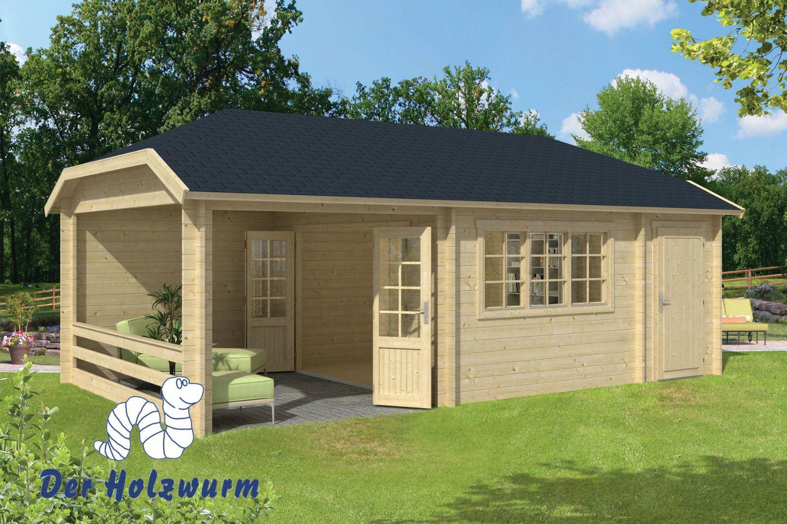 Gartenhäuser Mit Terrasse With Anbauschuppen Garten
