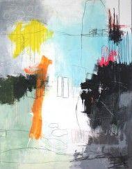 Bettina Holst Med Billeder Malerier Abstrakte Malerier Maling