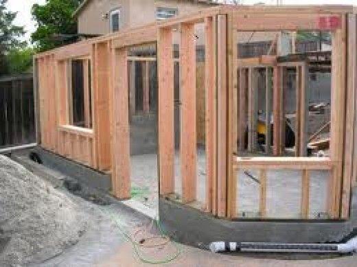 Wall Framing Basics | Walls, Construction and Carpentry