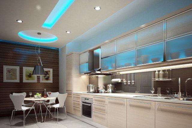 Luminaire LED pour le plafond- l\u0027éclairage indirect moderne