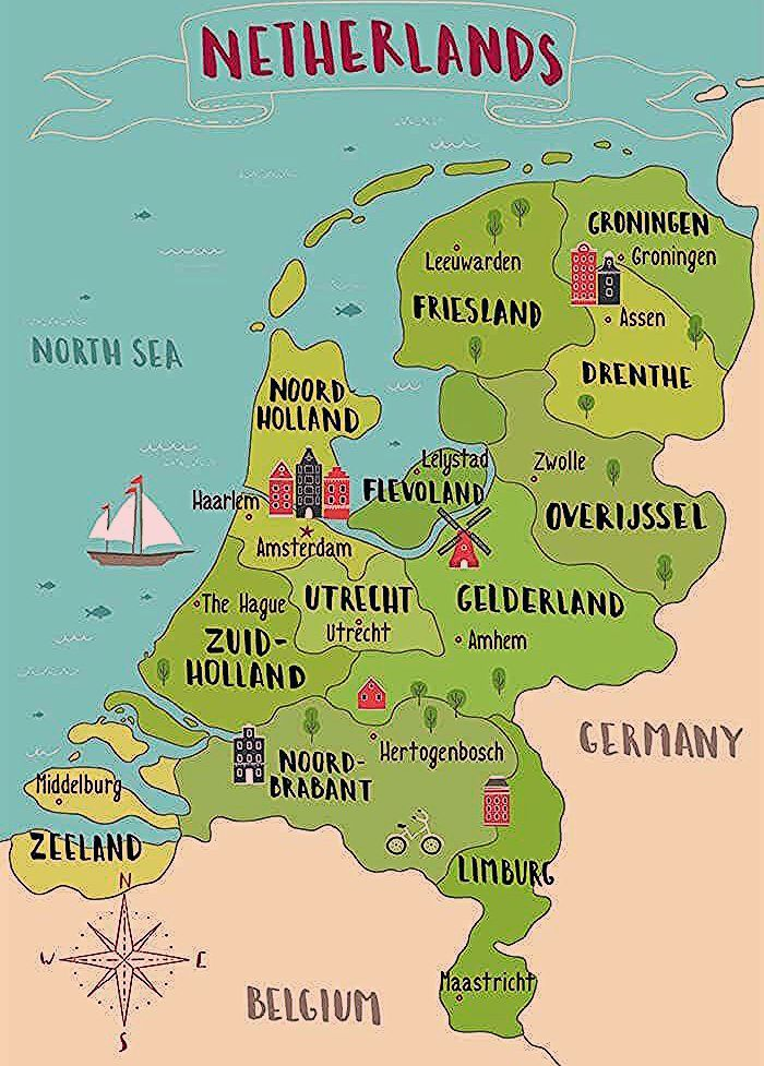 Photo of Your perfect Netherlands itinerary by a Dutch resident