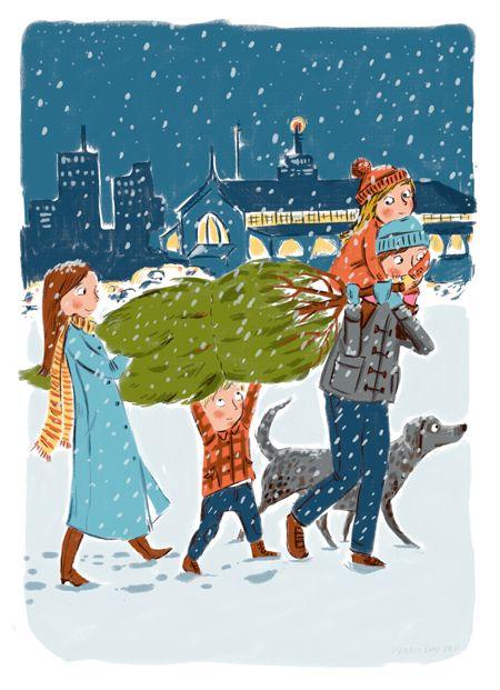 Heather Ross illustration