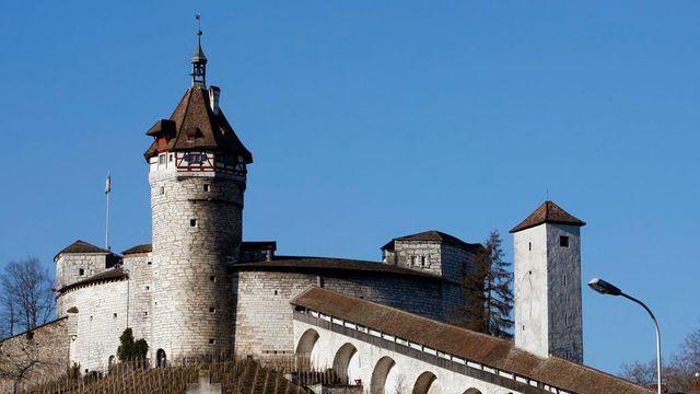 Schaffhausen A Better View Of The Town Fortification Munot Schweiz Reisen Bodensee