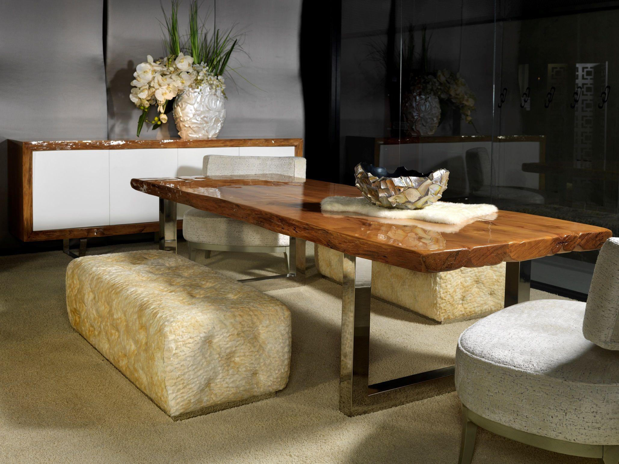 Texas Dining Table Buy At NABU HOME # Custom # Furniture