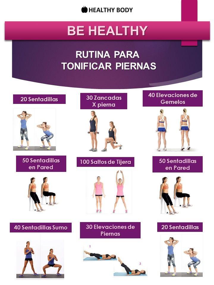 Rutina de ejercicios para adelgazar para hacer en casa