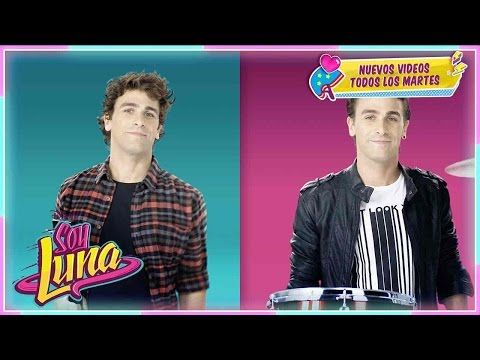 Soy Luna - Who is Who? Gastón vs. Pedro - YouTube