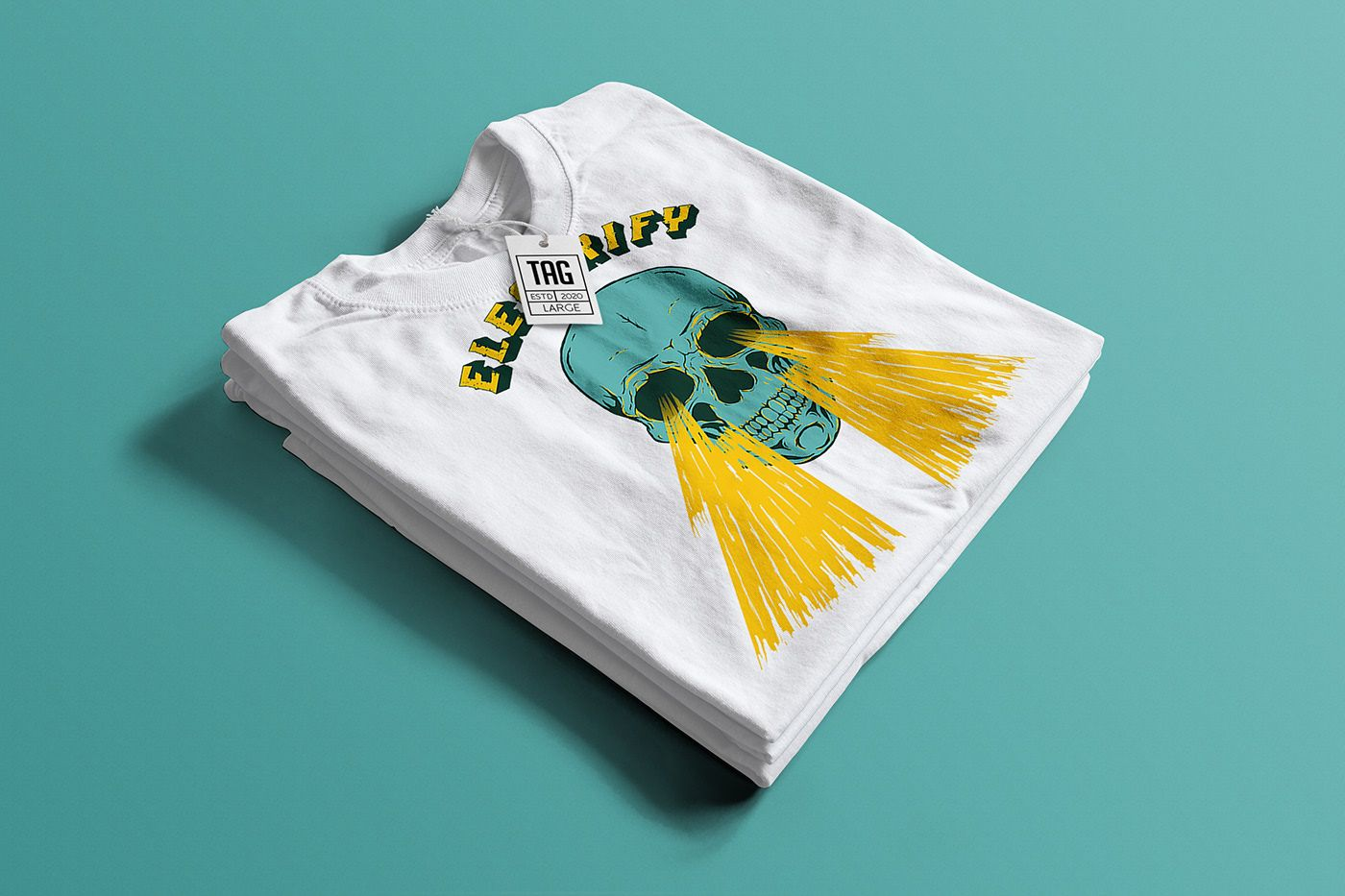 Download Free Folded T Shirt Mockup Packaging Mockup Tshirt Mockup Shirt Mockup