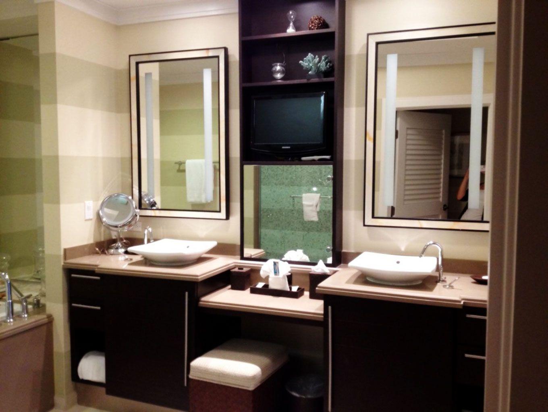 Makeup Vanity Of Furniture Bathroom Vanities With Makeup Area Double In Bathroom Vanity Double