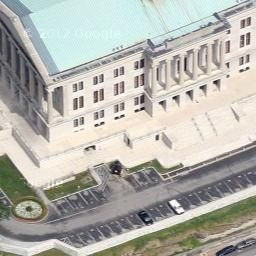 William Strickland, Tennessee State Capitol, Nashville, TN, United States - street view
