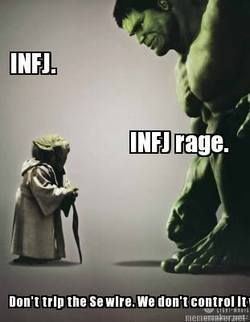 The Paradoxical Nature Of Infjs Infj Star Wars The Incredibles