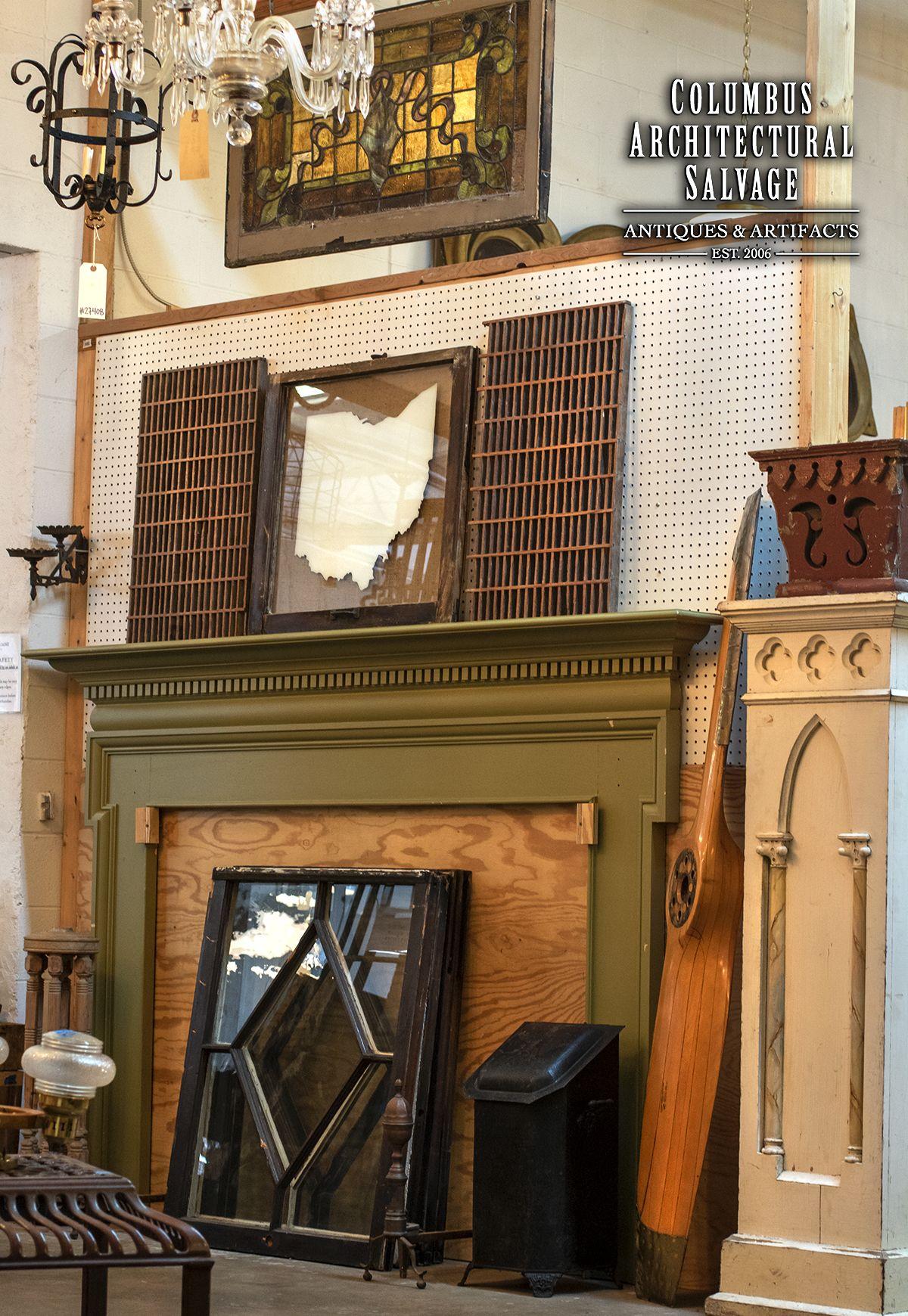 Cas Showroom In Columbus Ohio Home Decor Store Antique Store
