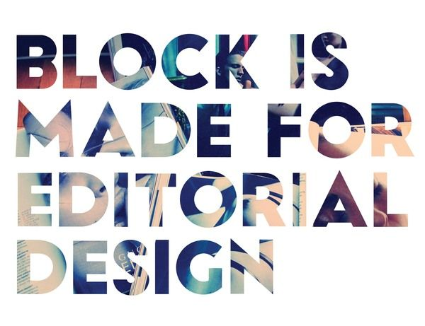 Block Font  Typography    Block Fonts Fonts And Logos