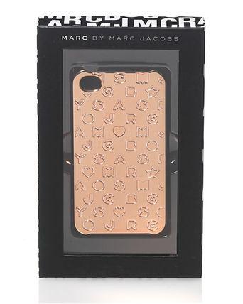 ★最新作【Marc by Marc Jacobs】Stardust iPhone4/4S Cover 4色