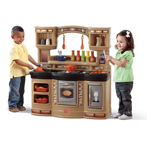 step2 prepare and share kitchen playset on consumr holidays rh pinterest com step 2 kids kitchen playsets step 2 kids kitchen sets