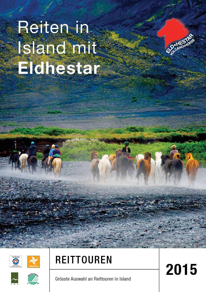 Icelandic Horse Information from a horse farmer - Eldhestar