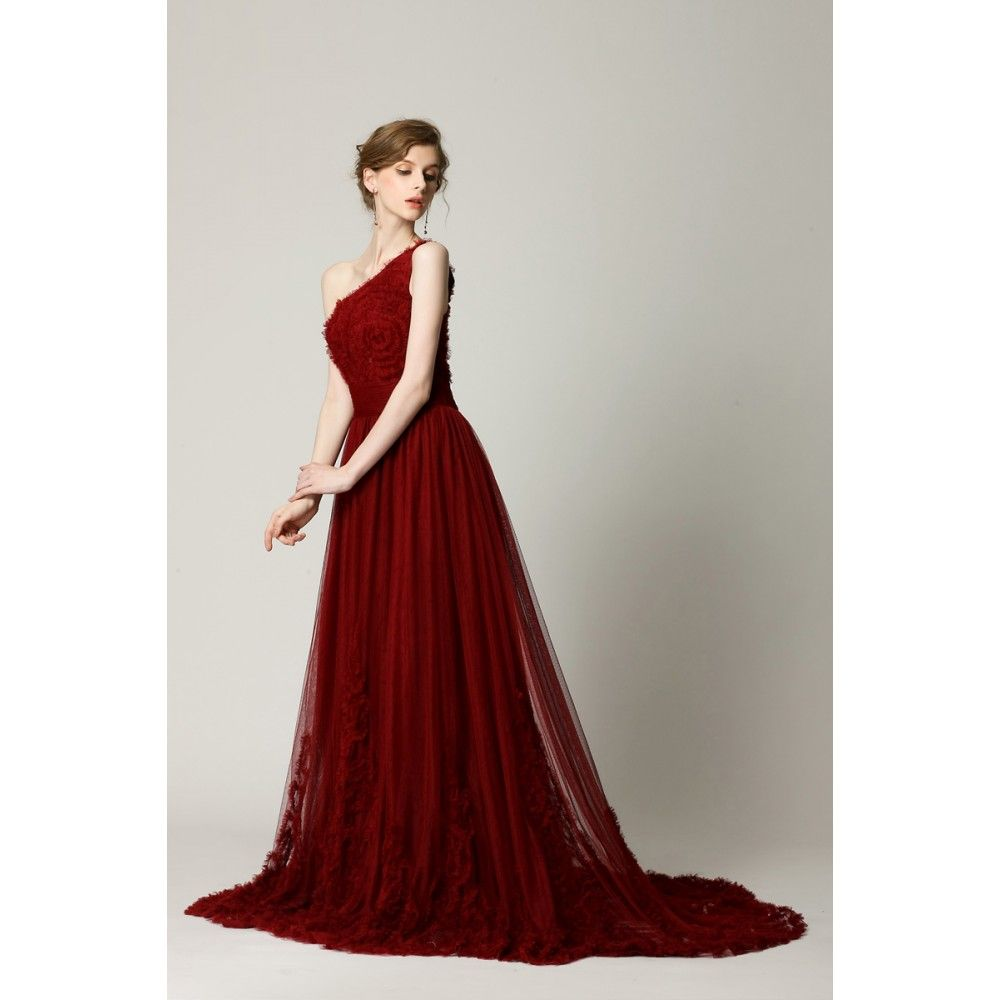 Maroon prom dresses tumblr - Prom dress style